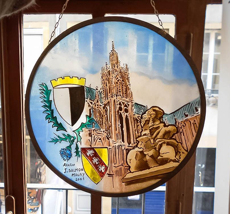 Cathédrale de Metz - rond