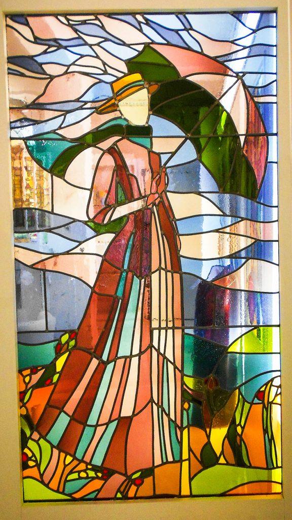 Dame à l'ombrelle - Monet