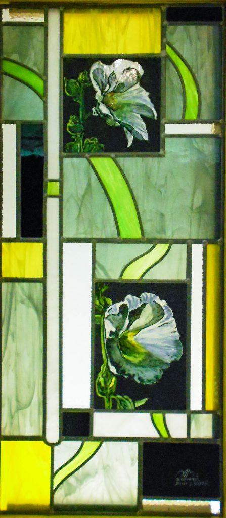Fleur moderne